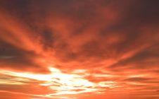 Free May Sunrise Stock Image - 4959371