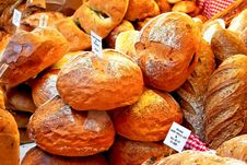 Loafs Royalty Free Stock Photo