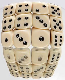 Free Dice Royalty Free Stock Images - 4959439