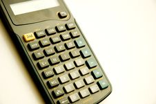 Free Calculator Royalty Free Stock Images - 4959779