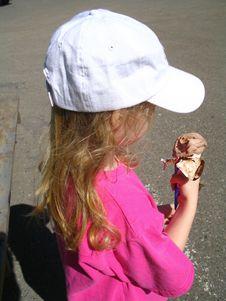 Free Ice Cream Break Stock Photography - 4959872