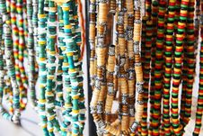 Free Colorful Beads Background Royalty Free Stock Photos - 49593188