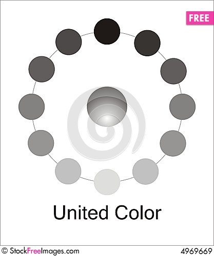 Free Color Guide Royalty Free Stock Images - 4969669