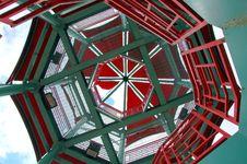 Free Chinese Pavilion Stock Image - 4960771