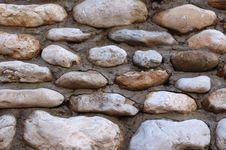 Free Masonry Texture. Royalty Free Stock Photography - 4961237