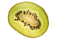 Free Sliced Kiwi. Royalty Free Stock Photo - 4963005