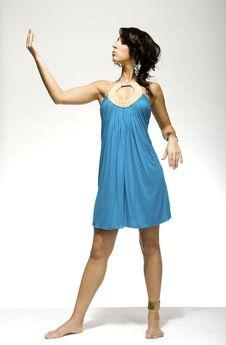 Free Latino Woman Royalty Free Stock Photo - 4965185