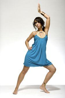 Free Latino Woman Royalty Free Stock Photos - 4965208
