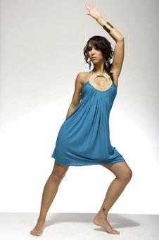 Free Latino Woman Stock Image - 4965211