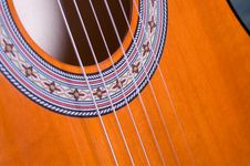 Free Guitar Strings Royalty Free Stock Photos - 4966668