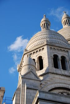 Free Sacre Coeur In April Stock Photos - 4966763