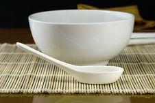 Free Soup Bowl Stock Photo - 4968540
