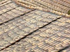 Free Roof 01 Royalty Free Stock Photos - 4969138
