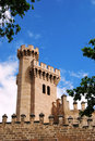Free Castle Tower Royalty Free Stock Photo - 4970445
