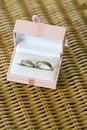 Free Wedding Rings Royalty Free Stock Photos - 4973418