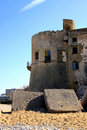 Free Ancient Sea Castle, Palermo Stock Photography - 4975482