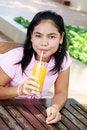 Free Asian Woman Stock Photography - 4978872