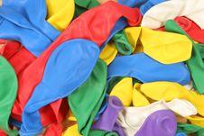 Free Balloons Royalty Free Stock Photo - 4970005
