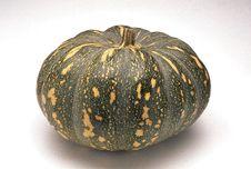 Japanese Pumpkin Royalty Free Stock Photography