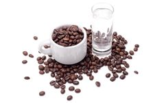Free Cofee Seed Royalty Free Stock Images - 4971349