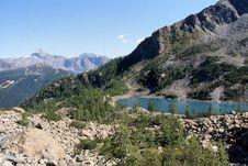 Free Mountain Lake Stock Photo - 4971470