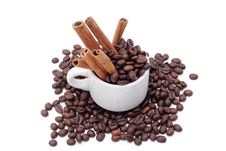 Free Cofee Seed Royalty Free Stock Image - 4971476