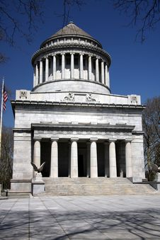 Grant S Tomb Royalty Free Stock Photo
