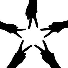Free Star Stock Image - 4972611