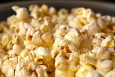 Popped Corn Stock Photos