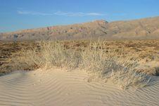 Free Gypsum Sand Dunes Stock Photography - 4972962