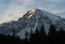 Mount Rainier Stock Photos