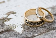 Free Wedding Rings Stock Photos - 4973323