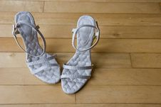 Free Wedding Shoes Stock Images - 4973554