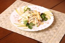Free Salad Royalty Free Stock Photo - 4973585