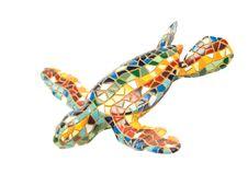 Free Varicolored Ceramic Tortoise Stock Photo - 4973650