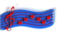 Music Symbol Stock Image