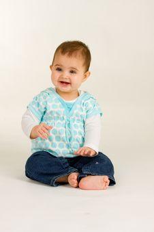 Free Cute Baby Stock Photo - 4974800