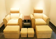 Free Sofa Royalty Free Stock Photography - 4975017