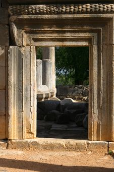 Free Ancient Baram Royalty Free Stock Photography - 4975117