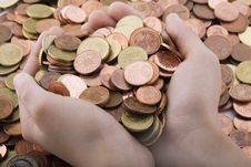 Free Euro Coins Stock Photo - 4975190