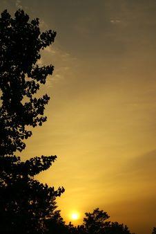 Free Sunrise Royalty Free Stock Image - 4975536