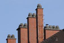Free Chimney 06 Royalty Free Stock Image - 4975606