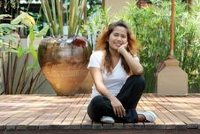 Free Thai Woman Stock Images - 4978814