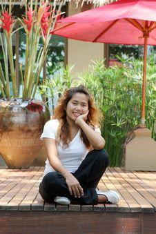 Free Thai Woman Stock Photos - 4978903