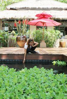 Free Thai Woman Royalty Free Stock Photo - 4978915