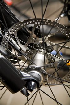 Free Mountain Bike Royalty Free Stock Image - 4978976