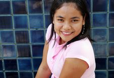 Free Thai Woman Royalty Free Stock Photography - 4979007
