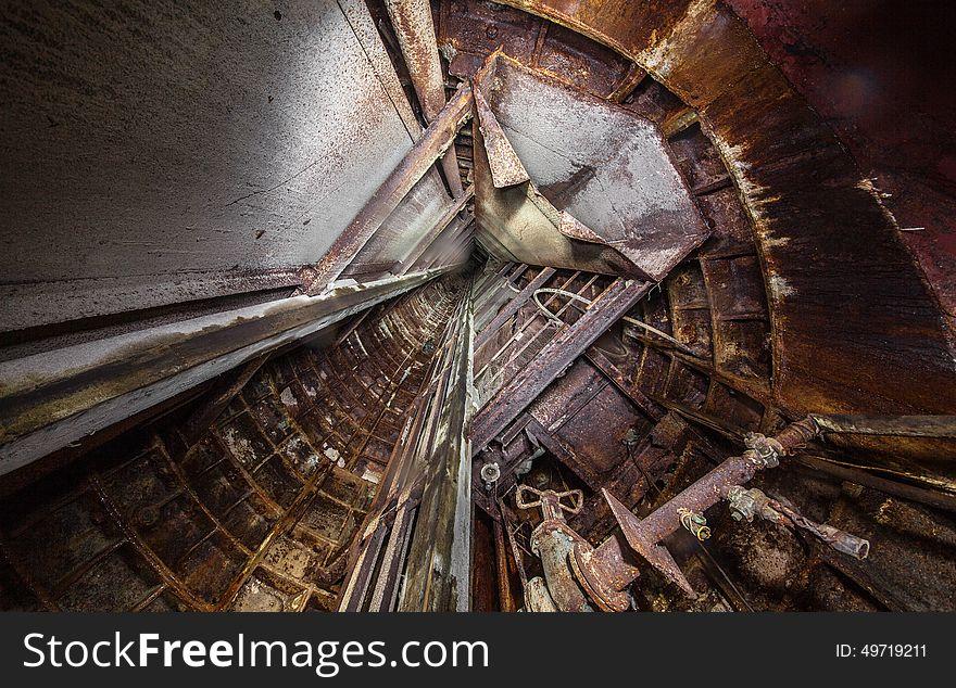 Abandoned Mine Shaft - Free Stock Images & Photos - 49719211