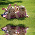 Free Sisters And Friends Royalty Free Stock Images - 4983049