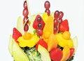 Free Colorful Fruit Display Stock Photos - 4986973